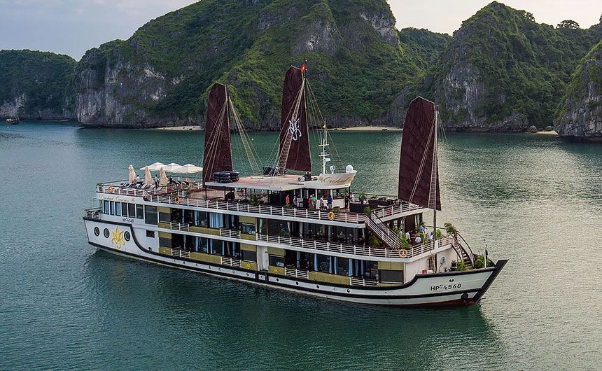 Orchid Cruise Halong